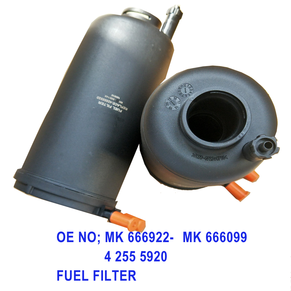 Fuel Filter For Mitsubishi Exhaust